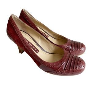 Chinese Laundry Patrina Pump Vine Leather Shoes